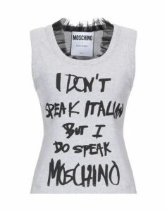 MOSCHINO TOPWEAR Tops Women on YOOX.COM