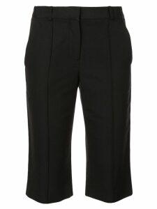 Adam Lippes tailored bermuda shorts - Black