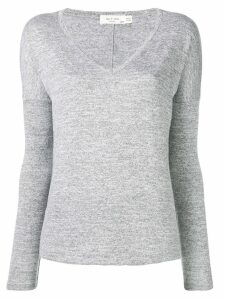 Rag & Bone V-neck jumper - Grey