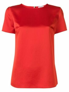 P.A.R.O.S.H. red panelled T-shirt