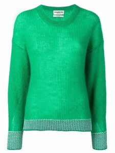 Essentiel Antwerp simple jumper - Green