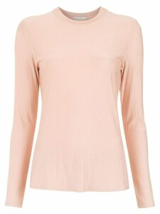 Alcaçuz Laisha knitted top - NEUTRALS