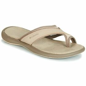 Columbia  KEA II  women's Flip flops / Sandals (Shoes) in Beige