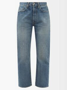 Vivienne Westwood - Leticia Card Print Silk Wrap Blouse - Womens - Multi