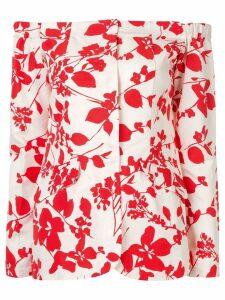 Bambah Sevilla off shoulder blouse - White