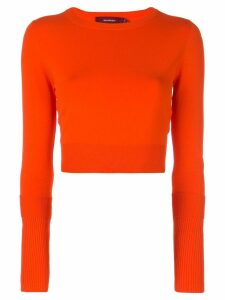 Sies Marjan cropped jumper - Orange