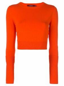 Sies Marjan cropped jumper - Orange