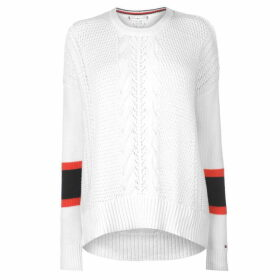 Tommy Hilfiger Verlene Sweater - Snow White