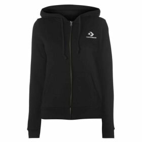 Converse Lifestyle Embroidered Zip Hoodie