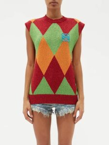 Masscob - Carbet Pleated Twill Shorts - Womens - Dark Green