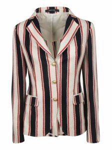 Tagliatore Striped Pattern Blazer