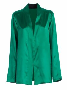 Haider Ackermann Shawl Collar Blouse