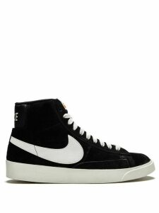 Nike Blazer Mid Vintage hi-top sneakers - Black