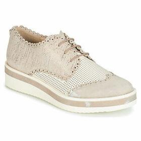 Mam'Zelle  KARIKA  women's Casual Shoes in Beige