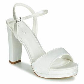 Menbur  NIDIA  women's Sandals in White