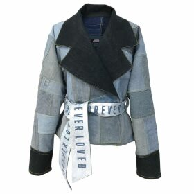 IGGY & BURT - Fine Merino V Neck Jumper Ruby Red