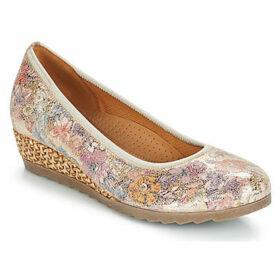 Gabor  DOUTITOU  women's Shoes (Pumps / Ballerinas) in Gold