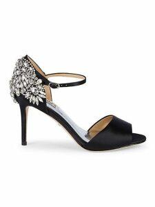 Harbor Embellished Ankle-Strap Sandals