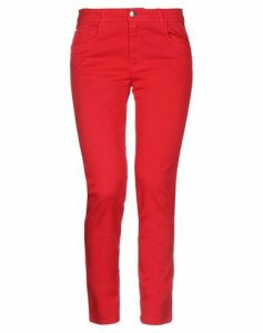 BLUE LES COPAINS TROUSERS Casual trousers Women on YOOX.COM