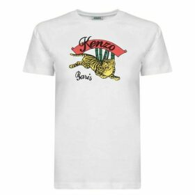 Kenzo Jumping Tiger T Shirt