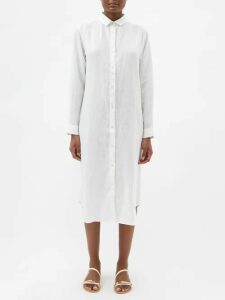 Queene And Belle - Cashmere And Silk-jersey T-shirt - Womens - Grey