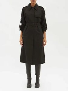 Queene And Belle - Round Neck Cashmere Sweater - Womens - Light Brown