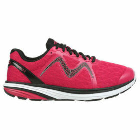 Mbt  SPEED 2 RUNNING W Shoes  women's Shoes (Trainers) in Red