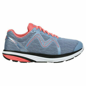Mbt  SPEED 2 RUNNING W Shoes  women's Shoes (Trainers) in Blue