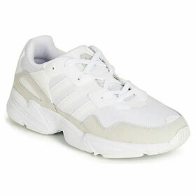 adidas  FALCON  women's Shoes (Trainers) in White