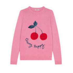 Cherry Happy Jumper