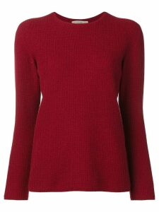 Holland & Holland cashmere jumper - Red