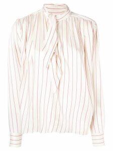 Isabel Marant Demmo blouse - Neutrals