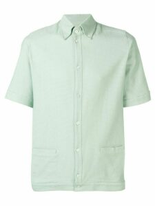 Anglozine Blake short-sleeve shirt - Green