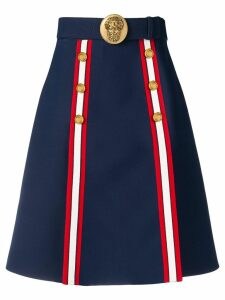 Gucci A-line skirt - Blue
