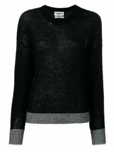 Essentiel Antwerp knitted jumper - Black
