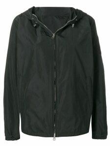 Moncler hooded Alexandrite jacket - Black