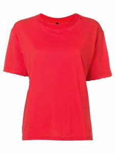 Unravel Project Chewed T-shirt - Red