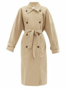 Queene And Belle - Jasmina Crystal-embellished Cashmere Sweater - Womens - Navy