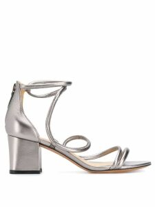 Alexandre Birman Gianny heeled sandals - Silver