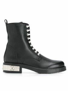 Philipp Plein Statement boots - Black