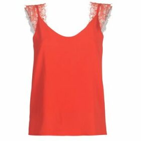Betty London  KALOT  women's Blouse in Red