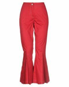MARCO DE VINCENZO TROUSERS Casual trousers Women on YOOX.COM