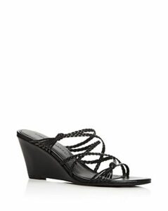Sigerson Morrison Women's Maddie Wedge Slide Sandals - 100% Exclusive