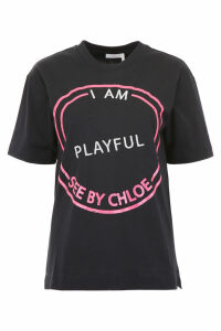 See by Chloé I Am Cheeky T-shirt