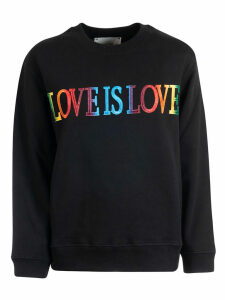 Alberta Ferretti Love Is Love Sweatshirt