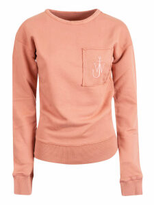 J.W. Anderson Logo Embroidered Sweatshirt