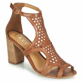 Ravel  HALTON  women's Sandals in Brown