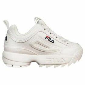 Fila  Disruptor 2  women's Shoes (Trainers) in White