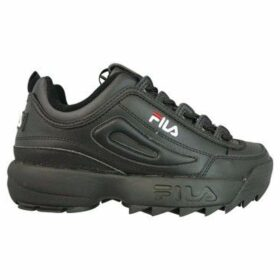 Fila  Disruptor 2  women's Shoes (Trainers) in Black