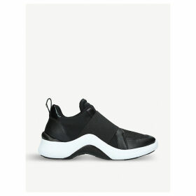 Adrireria panelled trainers